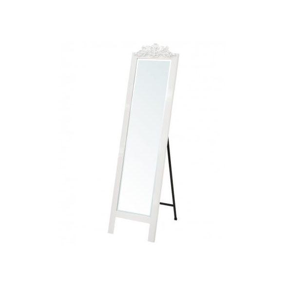 Álló tükör fehér 171x44cm