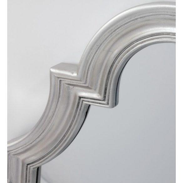 Marokkói tükör ezüst 78x102cm