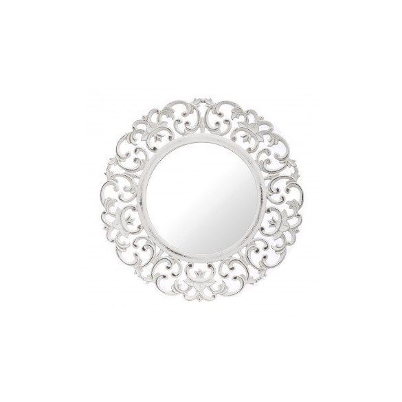 Tükör köralakú fehér 60x60cm
