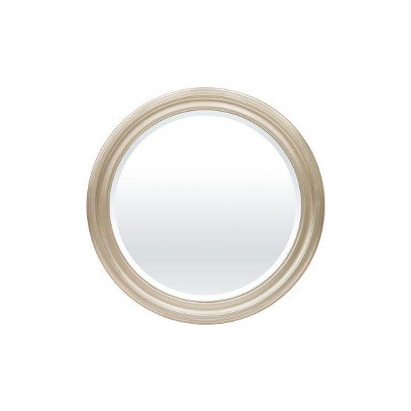 Fali tükör ezüst 76x75cm