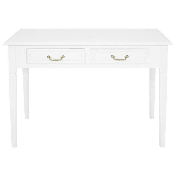 Íróasztal fehér 108x76cm