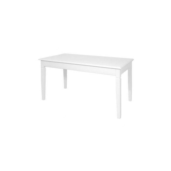 Étkezőasztal fehér 139x76cm
