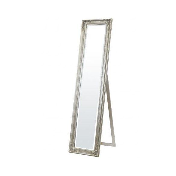 Álló tükör ezüst 155x40cm
