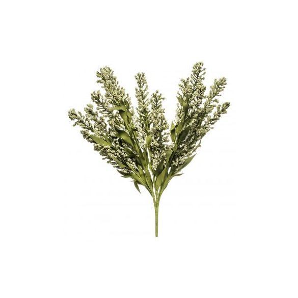 Műnövény zöld ágak csokorban 53x34cm
