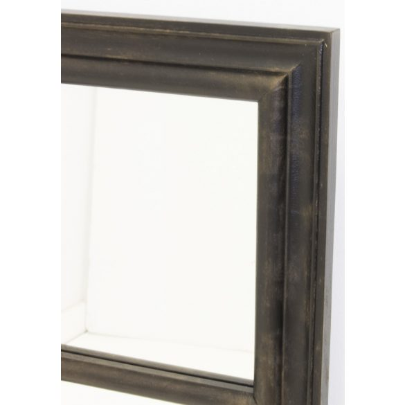 Fali tükör barna 100x70cm