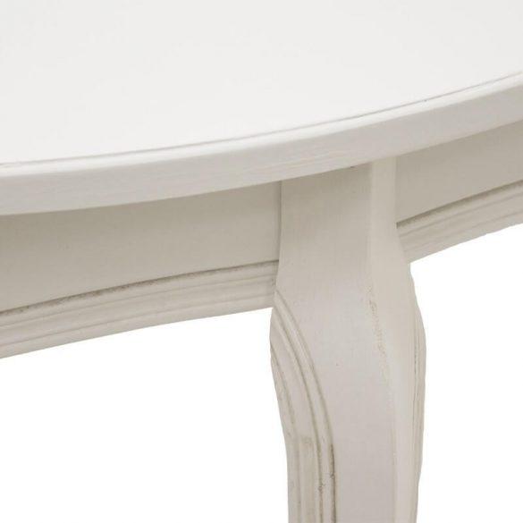 Körasztal fehér 98cm