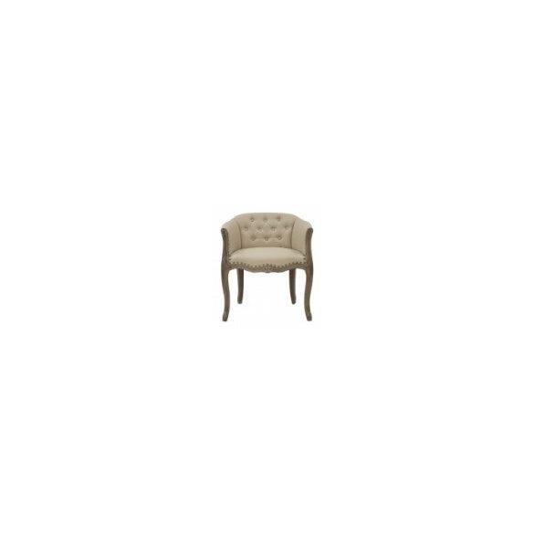 Fotel krém 69,5x63cm