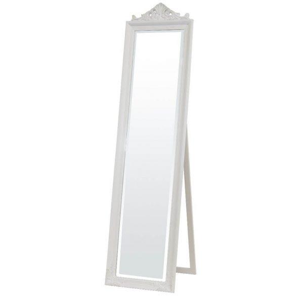 Álló tükör fehér 176x45cm