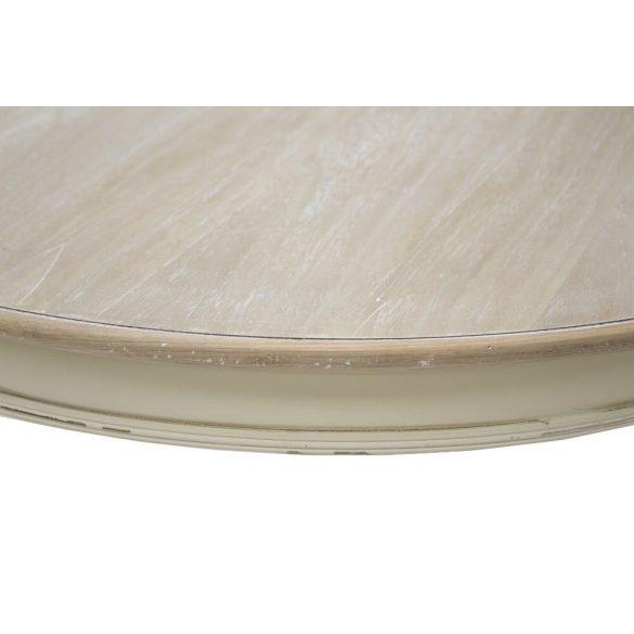 Körasztal krém színű 90x90cm