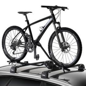 Thule kerékpártartó, tetőbox
