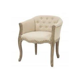 Fotel, fotelágy, klasszikus fotelek krém színekben