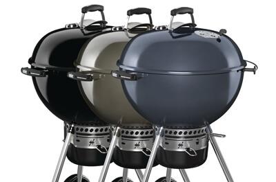 Kerti grill Weber Master Touch GBS E-5775 színválaszték