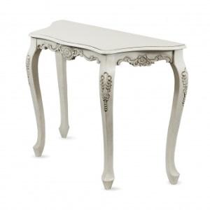 Kisbútorok, asztal, komód, konzolasztal, fotel